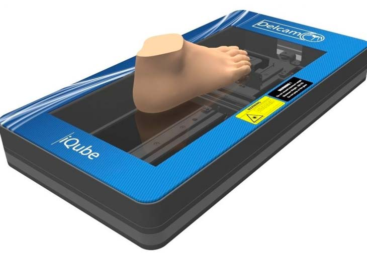 Orthotic Therapy with 3D Scan